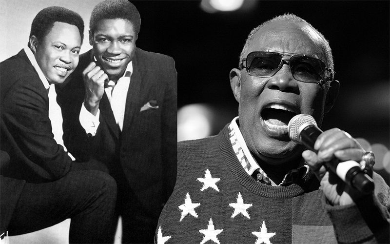 Sam & dave and Sam Moore