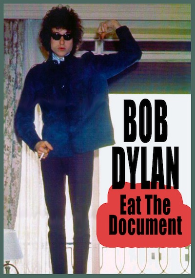 Resultado de imagen de eat the document dylan